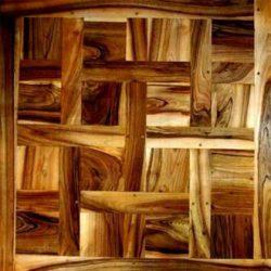 parquet Chantilly en vieux chêne massif